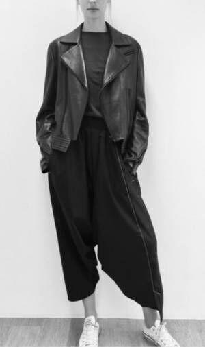 「リ エディション プロジェクト 165」ヒロコ コシノと竹腰名生によるスポーティな新ブランド