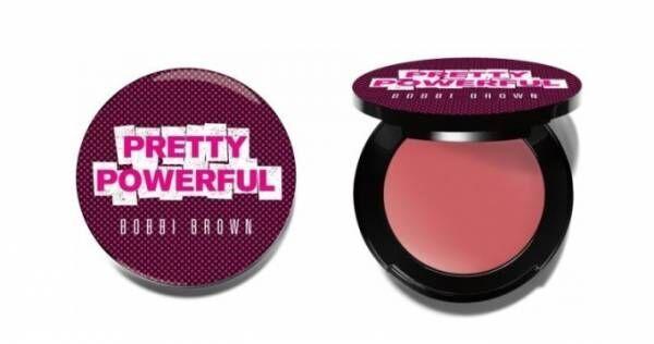 ボビイ ブラウン「ポット ルージュ」に新色「プリティ パワフルⅢ」リップ&頬に自然な発色と煌めきを