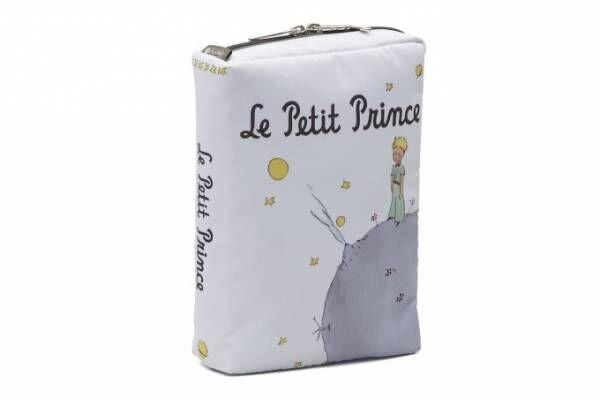 レスポートサック×星の王子さまがコラボ、ブック型ポーチや惑星を描いたパステルカラーのバッグ