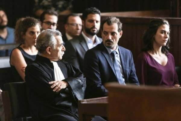 映画『判決、ふたつの希望』タランティーノ組のジアド・ドゥエイリ監督、実体験を元にしたレバノン映画