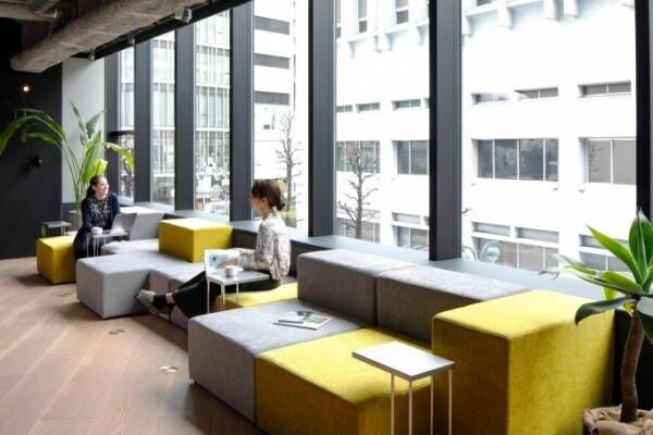 """交流型宿泊施設「ザ ミレニアルズ」渋谷に、共用スペースや""""泊まれるアート""""など"""