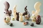 グランド ハイアット 東京よりニワトリ&ウサギのイースターチョコ、エイプリルフールの魚の骨ケーキも