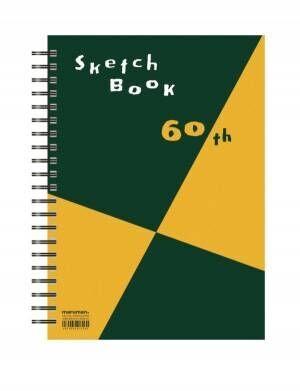 マルマン「図案スケッチブック」60周年記念グッズ、東京タワーやHonda スーパーカブとのコラボも
