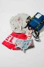 ディーゼル18年春夏の新作「ロゴマニア」90年代風にロゴを配したTシャツやデニムウェア