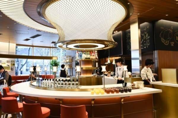 「レクサス ミーツ」東京ミッドタウン日比谷に、試乗やカフェなど「レクサス」ブランド体験型施設