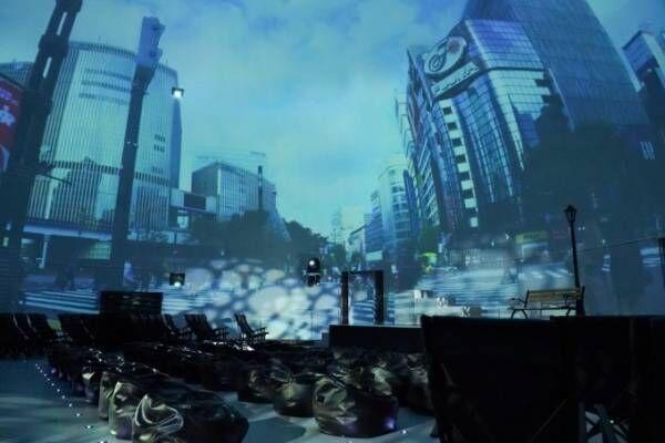 新プラネタリウム「コニカミノルタプラネタリア TOKYO」が有楽町に、体験型VRアトラクションも