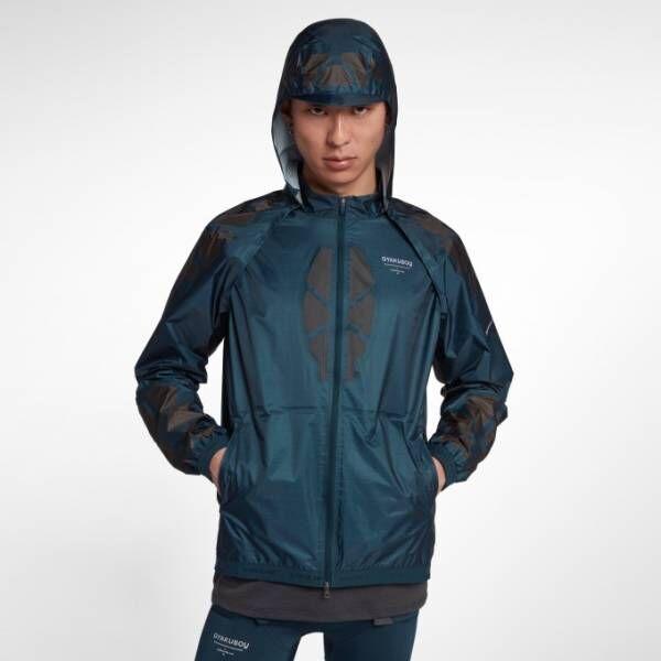 ナイキ×アンダーカバー高橋盾「GYAKUSOU」新作ランニングジャケット、袖を外してベストにも