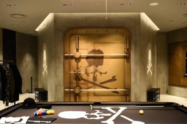 マスターマインド・トウキョウ、世界初の旗艦店が東京ミッドタウン日比谷にオープン