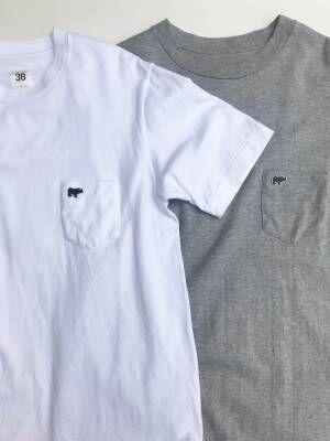 サイのカスタムオーダー会、上質なボディと10種類の限定ロゴで作るポロ&Tシャツ