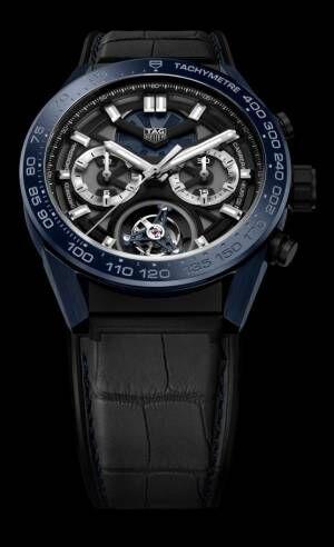 タグ・ホイヤー新作ウォッチ - ブルーセラミック採用の美しいデザイン、スポーティなカラーの時計も