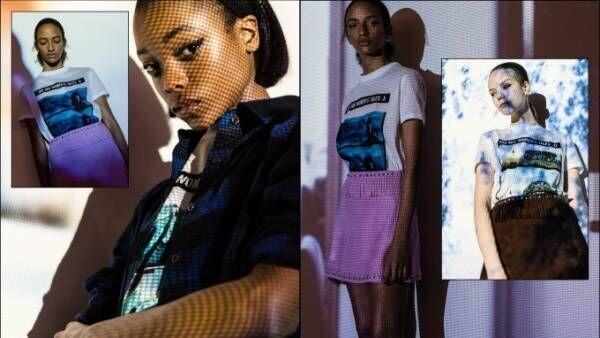 ミュウミュウ新作Tシャツ、ショートフィルムプロジェクト「女性たちの物語」15作品をモチーフに