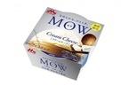 アイス「MOW(モウ)」売上No.1クリーミーチーズ味がフィラデルフィア クリームチーズとコラボ