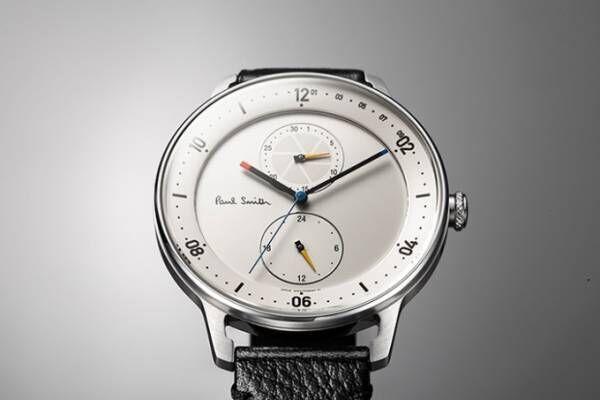 ポール・スミスの新作時計「チャーチ・ストリート」カメラのモチーフを随所にちりばめて