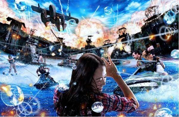 USJ人気アトラクション「ウォーターワールド」が大進化!3D音響×スタント×特殊効果を限界まで強化