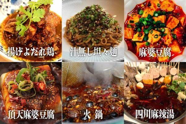 「四川フェス2018」新宿中央公園で開催 - 本場四川の味が集結