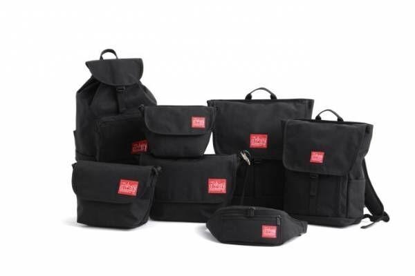 マンハッタン ポーテージの新作バッグ、人気モデルに特別ラベル&リフレクターをデザイン