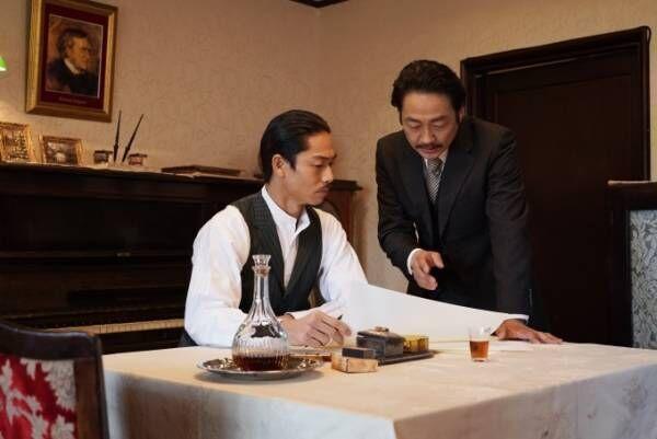 映画『この道』日本の童謡誕生秘話を描く - 大森南朋が北原白秋、EXILEのAKIRAが山田耕筰に