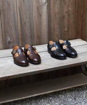 1LDKより英・チーニーの別注グルカサンダル - 革靴とサンダルの魅力を兼ね備えたシューズ