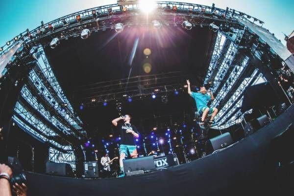 フェス「FREEDOM aozora 2018」宮崎で、Def Techやキック・ザ・カン・クルー等