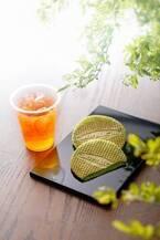 上野風月堂の期間限定「ゴーフレーシュ 抹茶」もちもちの生地で抹茶ガナッシュをサンド