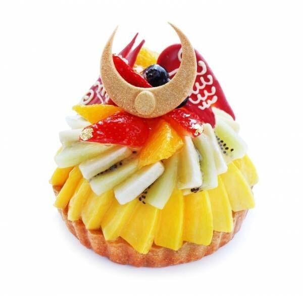 カフェコムサ母の日&こどもの日限定ケーキ、国産フレッシュフルーツたっぷり