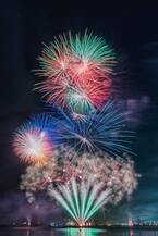 「泉州 光と音の夢花火」音楽と楽しむ花火大会、約20,000発を打ち上げ予定