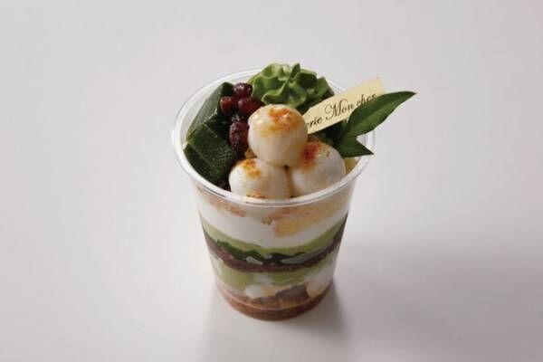 京都大丸で「ティースイーツフェスタ」開催 - 抹茶パフェやケーキ、宇治新茶も販売