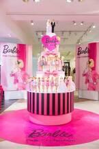 「バービー ピンク♥コレクション」GWに銀座ロフトで、バービー59体を並べたドールタワーや限定ドール