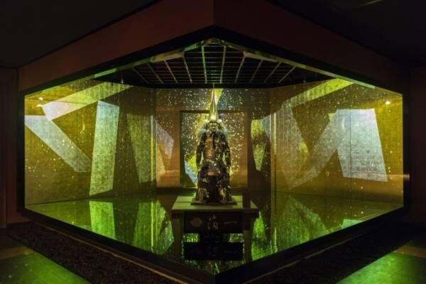 """日本最大級""""金箔""""総合博物館「箔巧館」リニューアル - バーチャル体験コーナー新設、金箔ソフトも"""