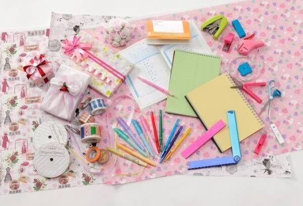 「こだわり文具と包む博」東武百貨店 船橋店で - 文具&ラッピング販売、手作り体験ワークショップも