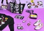 マーク ジェイコブス×アナ スイ、デザイナー2人のイラストをあしらったバッグやTシャツ