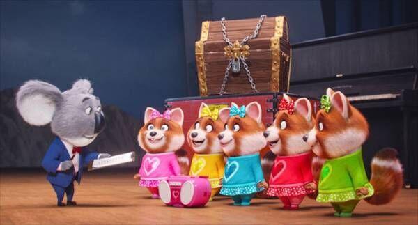 映画『SING/シング』の続編公開へ、動物たちの歌声が再び!?