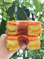 ドミニクアンセルベーカリー「クロナッツ」人気フレーバーが復活、アヒル親子の母の日ケーキも