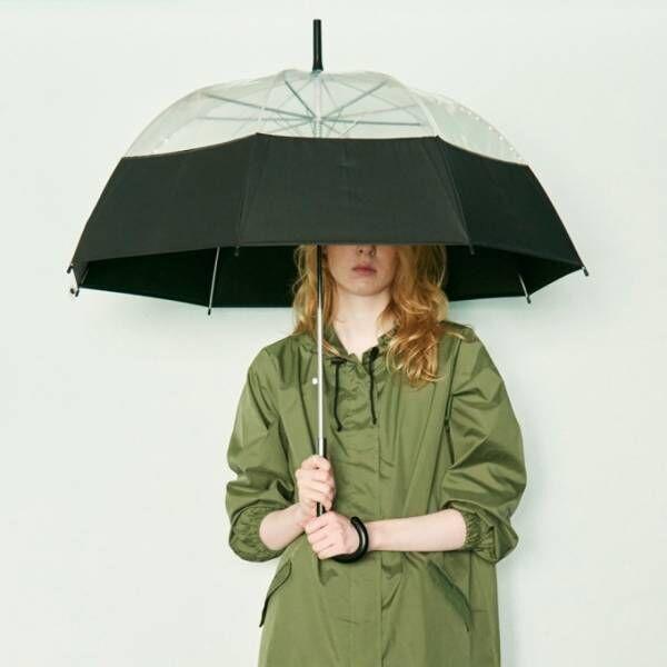 フランフラン新作レイングッズ - 花柄の傘やモッズコート型レインコート、PVCバッグも