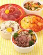 「どんぶりグランプリ~絶景丼~」大丸梅田店で、本マグロやハモを美しく盛り付けた丼24種が集結