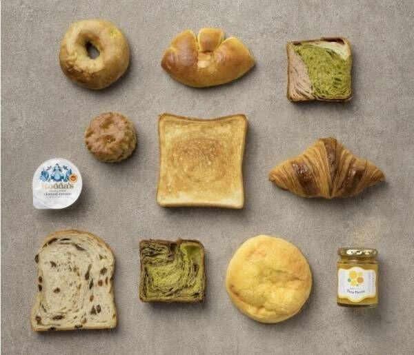 「パンヴィレッジ」小田急百貨店新宿店で初開催 - 北海道から沖縄まで、厳選パンだけを販売