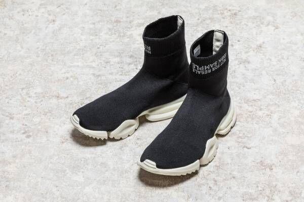 リーボックの新スニーカー「ソックラン R」限定発売 - ヴェトモンコラボのベースモデル