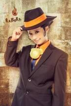 漫画『家庭教師ヒットマンREBORN!』が舞台化、東京&大阪で公演 - リボーン役にニーコ