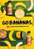 """ザ・ボディショップ""""甘く熟したバナナ""""の香りで保湿&洗う「バナナ ボディケアシリーズ」発売"""