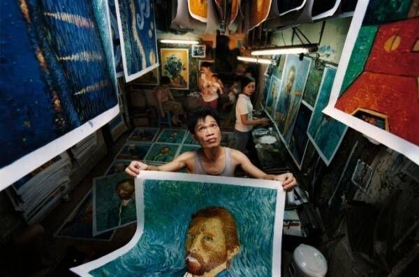 """映画『世界で一番ゴッホを描いた男』稀代の複製画家は職人か芸術家か?""""本物""""を訪ねるドキュメンタリー"""