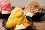 アイスモンスター 期間限定ショップが福岡パルコに、杏仁かき氷やタピオカミルクティーを提供