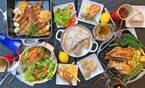 メゾンカイザー×ル・クルーゼのビアガーデンが池袋に、鍋で焼き上げた限定メニュー&パン食べ放題