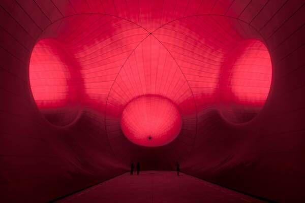 現代美術作家アニッシュ・カプーア大規模展が大分・別府公園で、世界初公開の新作パビリオンなど10作品超