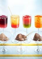 ゴディバ「ショコラムース エ ジュレ」なめらかなチョコムースと鮮やかなフルーツジュレをセットに