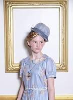 エミリーテンプルキュート「青い鳥」が飛び回るワンピース&鳥かごネックレス発売