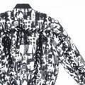 「G.V.G.V×ヒステリックグラマー」コラボ、女性柄のレースアップMA-1や市松柄ドレス