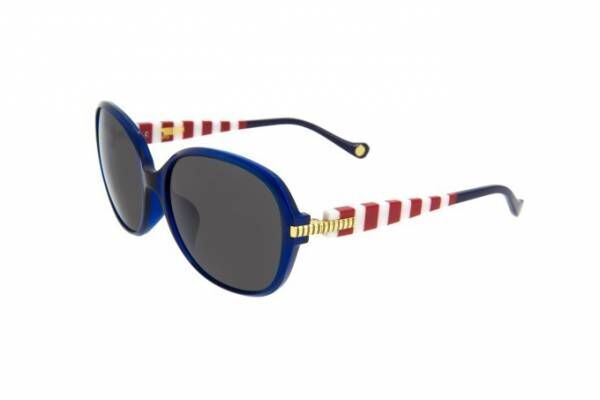 Zoff×リサ・ラーソンのサングラス - 「マイキー」のボーダー柄やウッド調の北欧風デザインも