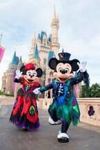 東京ディズニーリゾート「ディズニー・ハロウィーン」初登場のパレードなど秋のスペシャルイベント