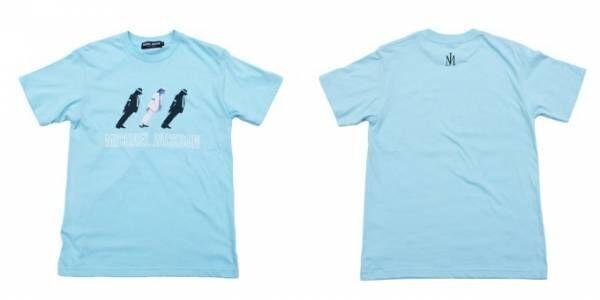 マイケル・ジャクソン×日本人アーティストのコラボTシャツ、ゴスペラーズ・黒沢薫などがデザイン