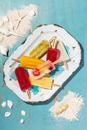 溶けないアイス専門店「フローズンラボ」が代官山に、フルーツ本来の味を閉じ込めたアイスキャンディーなど